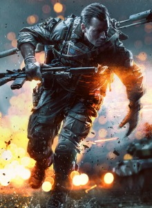 5 segundos de teaser de Battlefield 5