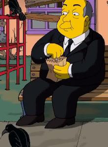 Guiños de la entrada de Los Simpsons de Guillermo del Toro