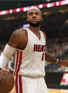 NBA 2K14: A 1080p y 60 FPS en PS4 y Xbox One