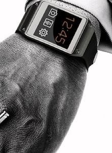 Anuncio de Samsung Galaxy Gear
