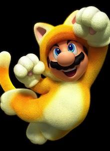 Galería de Super Mario 3D World para Wii U