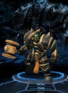 Primer tráiler de Heroes of the Storm el MOBA de Blizzard