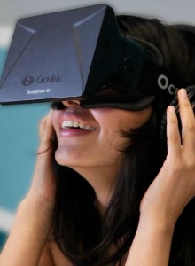 Oculus Rift estará en la Madrid Games Week