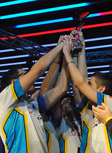 Hablamos con los ganadores de la Final Cup 5, Over Gaming