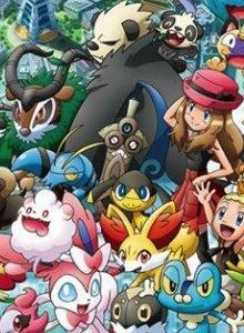 Anuncio de Nintendo de Pokémon X y Pokémon Y para Europa