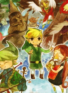 Análisis de The Legend of Zelda Wind Waker HD para Wii U