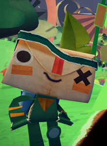 Trailer de Tearaway para PS Vita