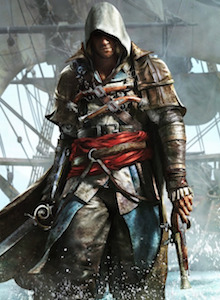 Cachondo bug de Assassin's Creed IV Black Flag