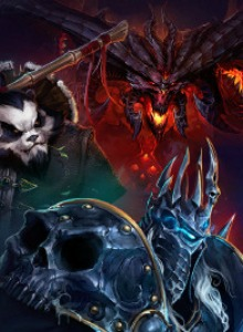 Otra imagen de Heroes of the Storm de Blizzard