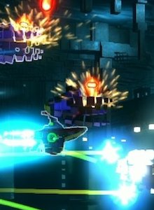Camp Blogger: Impresiones con Resogun para PS4