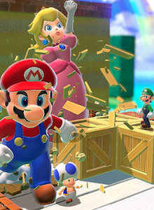 Recomendación para estas navidades: Super Mario 3D World