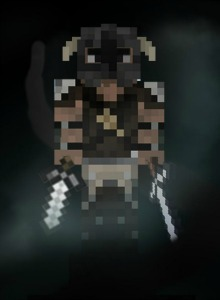 Skyrim llega a Minecraft acompañado de este épico tráiler