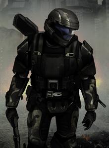 ¿El menú de Halo 3 ODST?