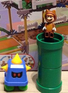 Unboxing de Kart y Set de Nivel de Mario Bros. de K'NEX
