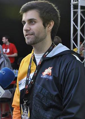 El presente de los eSports y el futuro de Dimegio con Lucas Rojo