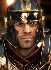 Presentación de Ryse: Son of Rome en la Madrid Games Week