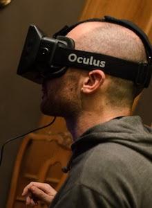 Camp Blogger: Reacciones en la Montaña Rusa de Oculus Rift