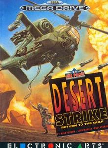 EA registra la marca del mítico Desert Strike
