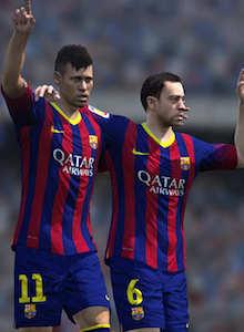 Análisis de FIFA 14 para Xbox One