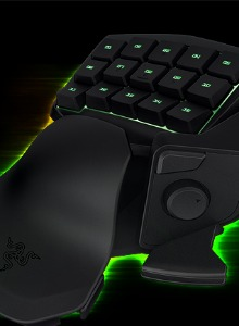 Análisis de Razer Tartarus, un teclado gaming para PC
