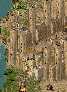 La saga Stronghold vuelve con Stronghold Crusader HD