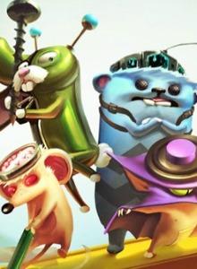 Gameplay de Tiny Brains, un simpático juego para PS4