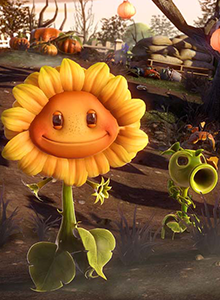 Conoce el gameplay de Plants vs. Zombies Garden Warfare