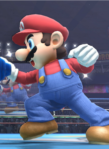 Primera imagen del single player de Super Smash Bros. para 3DS