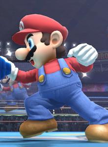 Primera imagen del single player de Super Smash Bros. para 3DS