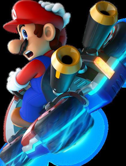 El DLC de Mario Kart 8, a examen