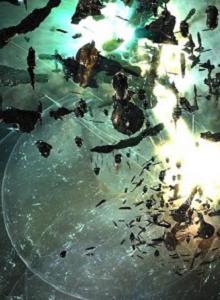 La batalla más épica de EVE Online: 2200 jugadores simultáneos