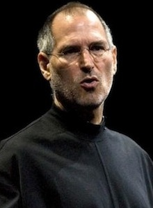 Steve Jobs presentando Halo como exclusiva de Mac