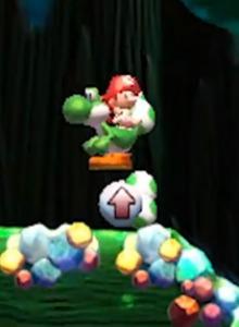 Carátula y fecha de Yoshi's New Island para 3DS