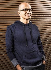 Satya Nadella es coronado como el nuevo CEO de Microsoft