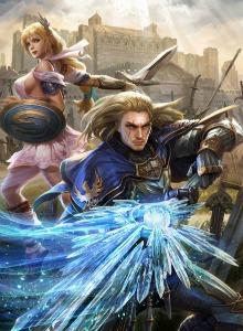 Soul Calibur Lost Swords llegará a PS3 en primavera