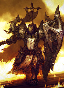 Un PJ para Heroes of the Storm reservando Reaper of Souls