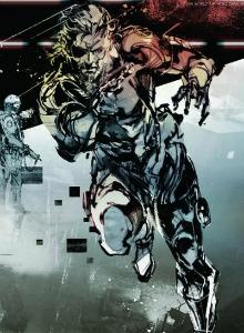 Metal Gear Solid V es la nueva portada de GameInformer
