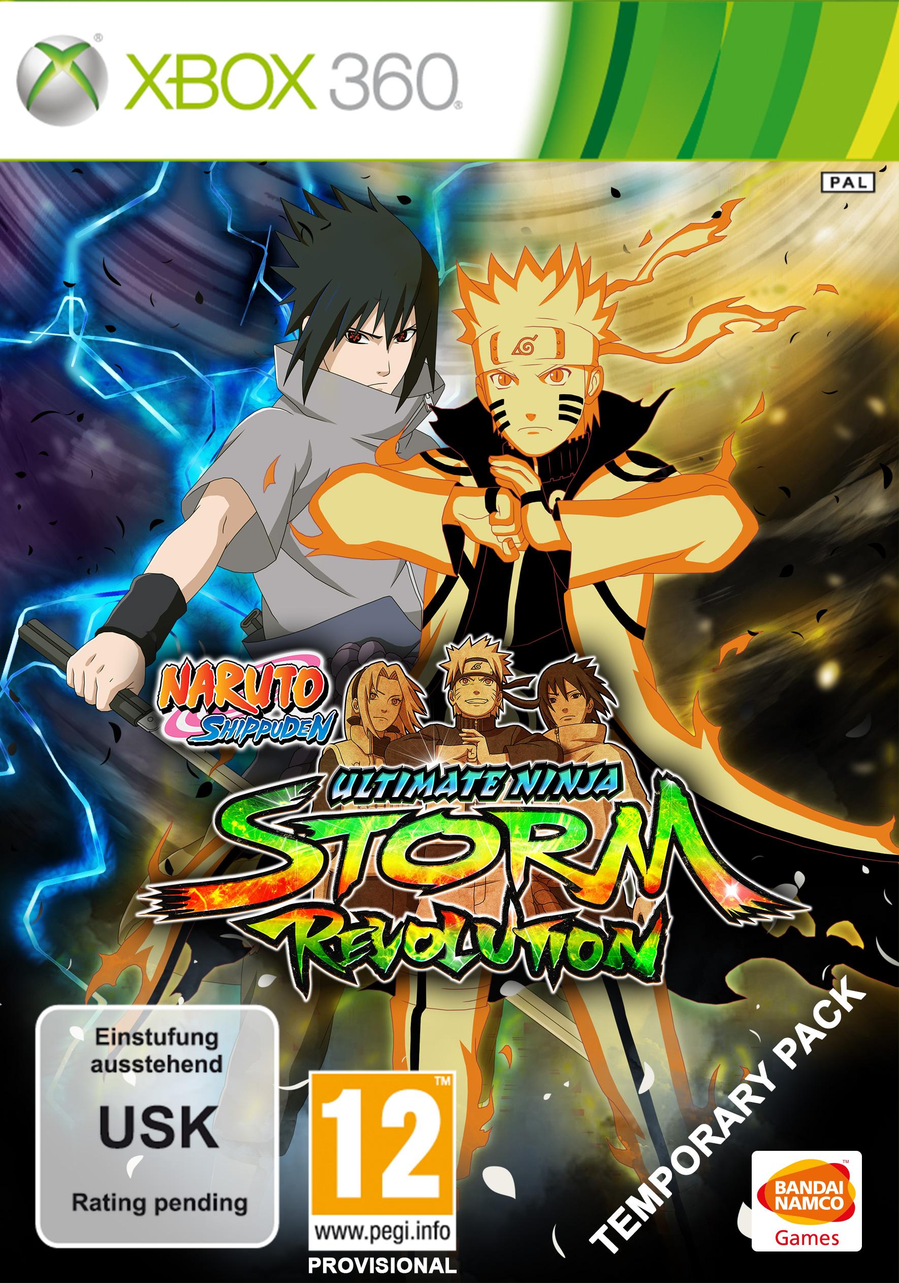 Скриншоты для игры naruto shippuden: ultimate ninja storm 3