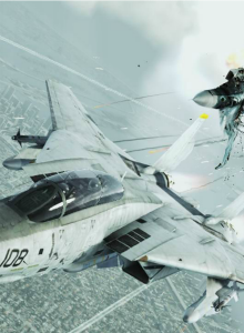 La beta de Ace Combat Infinity ya está disponible en PS3
