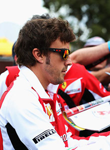 Simulando el GP de Australia de F1 (Temporada 2014)