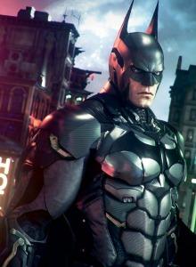 Lluvia de imágenes de Batman: Arkham Knight
