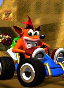Gameplay de la secuela cancelada de Crash Team Racing