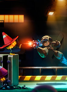 Nuevo gameplay de la versión alpha de Mighty No. 9