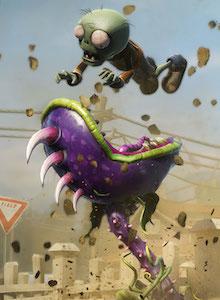 Análisis de Plants vs Zombies: Garden Warfare para Xbox One