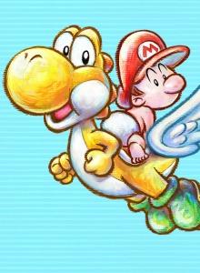 Yoshi´s New Island para 3DS, una aventura a la que hay que echarle huevos