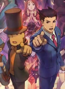 Análisis Profesor Layton VS Phoenix Wright Ace Attorney 3DS