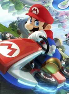 Nuevo circuito e información de Mario Kart 8