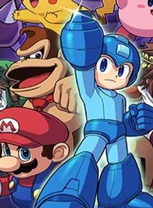 Todos los escenarios y objetos del nuevo Super Smash Bros.
