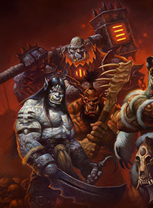 Otoño es la estación de WOW: Warlords of Draenor