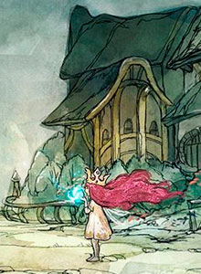 Descubre la magia de Yoshitaka Amano con Child of Light